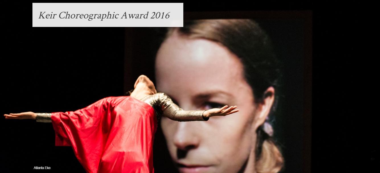 2016 Keir Choreographic Award Semi-Finals image