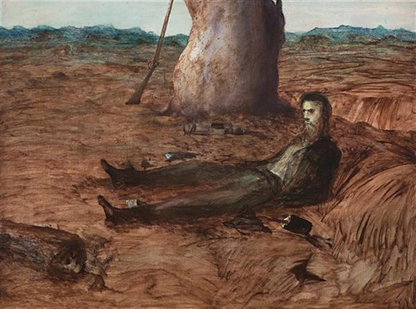 Burke Lay Dying   image
