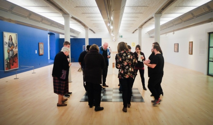 Francis Bacon and Maria Lassnig Summer School led by artist Jai Chuhan image