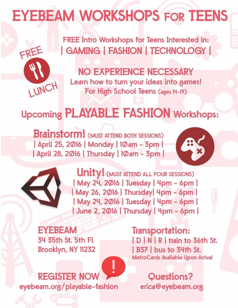 Playable Fashion: Spring Break image