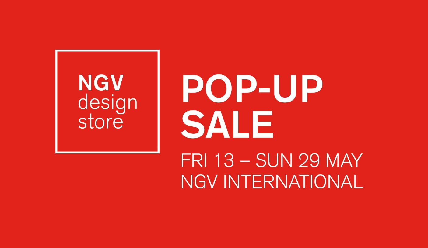 NGV design store Pop-Up Sale image