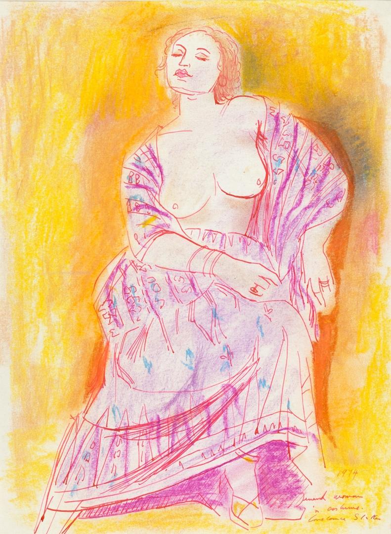 Jewish Woman in Costume image