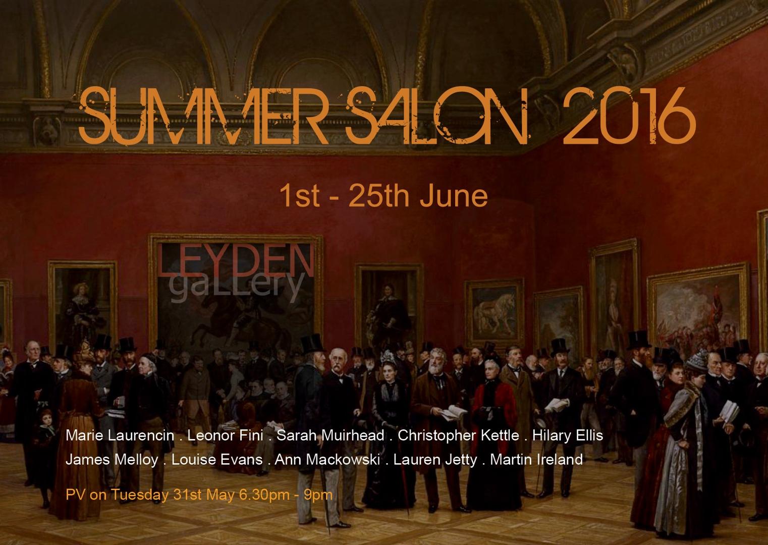Summer Salon image