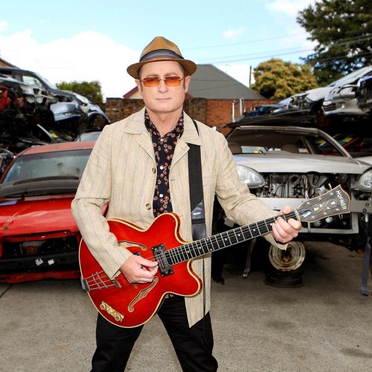 Unplugged Live Dave Faulkner image