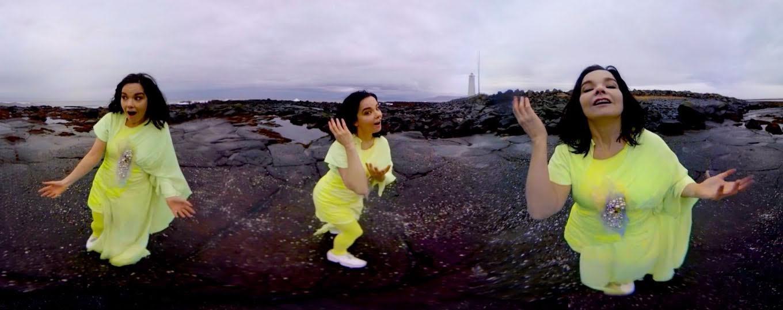 Iconic international artist Björk unveils world premiere exhibition BJÖRK DIGITAL at Carriageworks for Vivid Sydney image