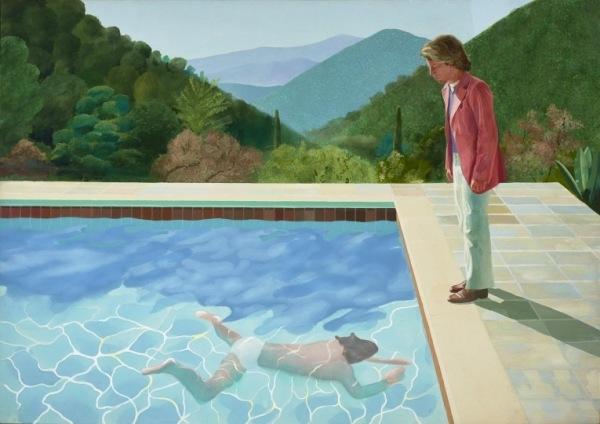 Teachers' Private View: David Hockney image