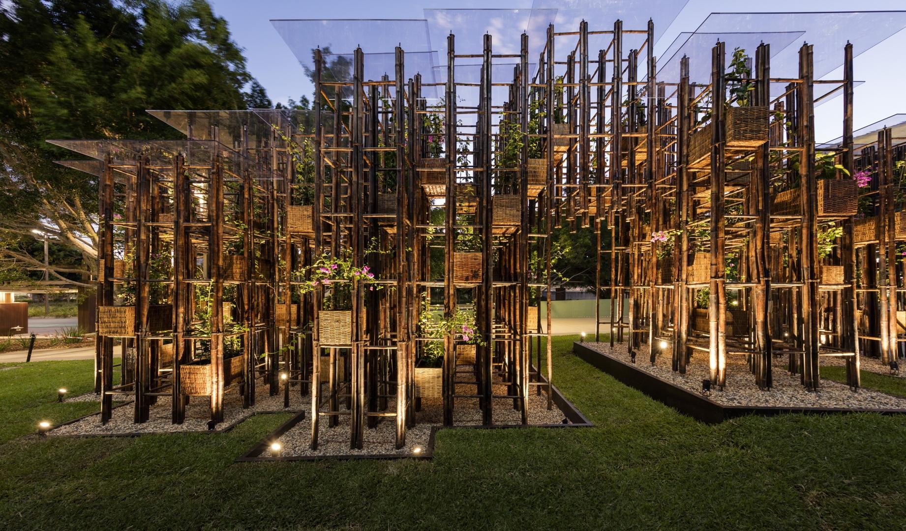 Green Ladder: Vo Trong Nghia image