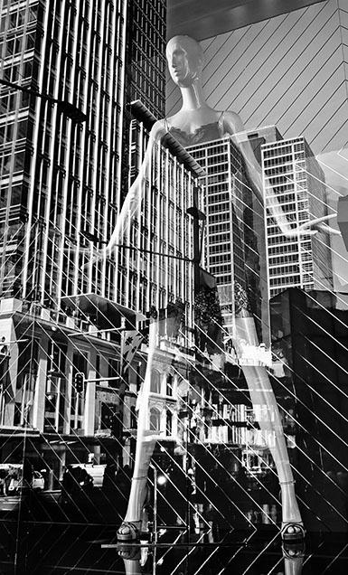 A City Unpolarised image