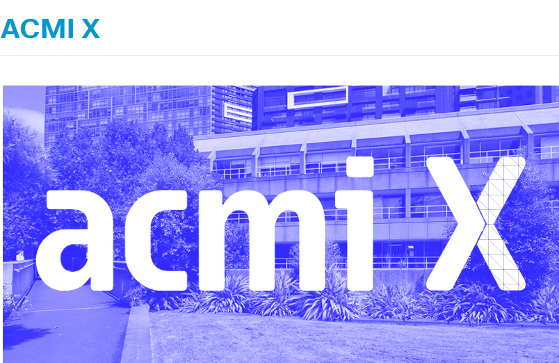ACMI X Co-workers Revealed ACMI's hub for creative industries image