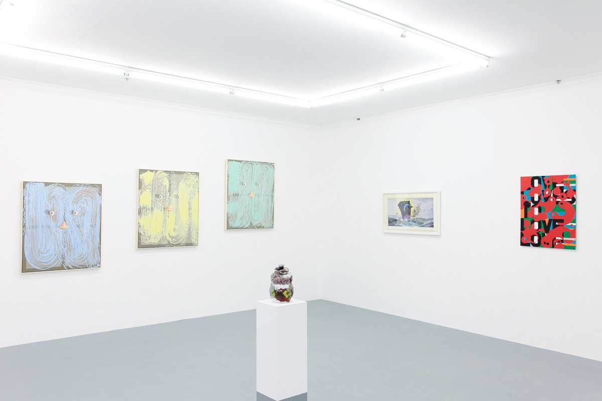 Solid Gold Easy Action II, installation view image