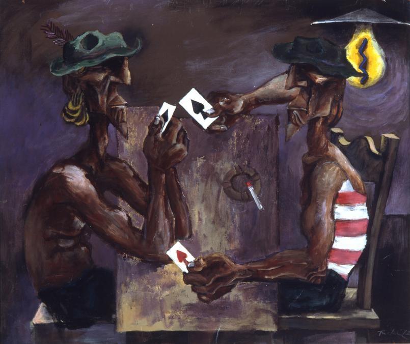 A Life In Art  Albert Tucker image