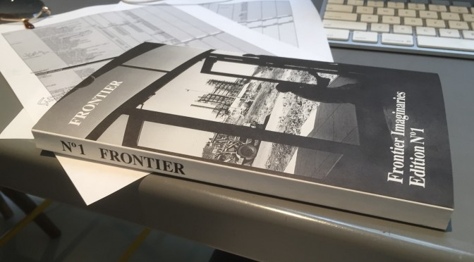 Publication Launch, Frontier Imaginaries Ed Nº1 image