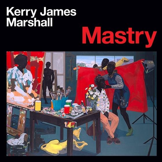 Kerry James Marshall Mastry image