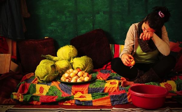 Nidaa Badwan 100 Days Of Solitude  image