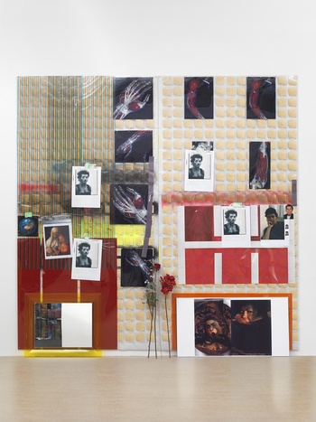 Isa Genzken 'I Love Michael Asher' image