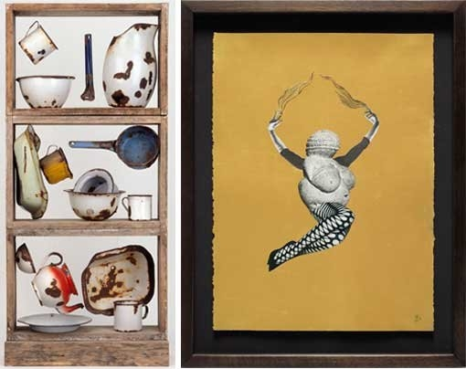Art of parts: collage and assemblage from the collection image