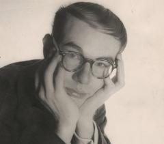 Adman Warhol before pop image