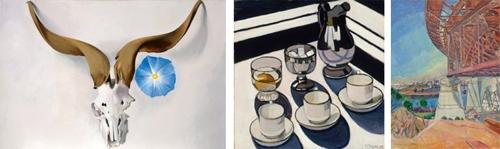 O'Keeffe, Preston, Cossington Smith  Making Modernism image