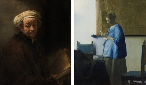 Rembrandt and the Dutch golden age  masterpieces from the Rijksmuseum image