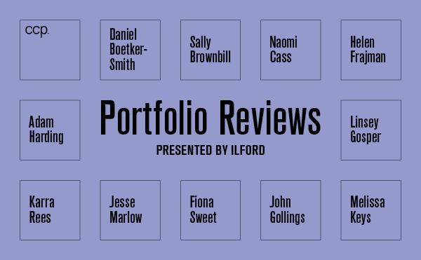 CCP Portfolio Reviews Book your place now! image