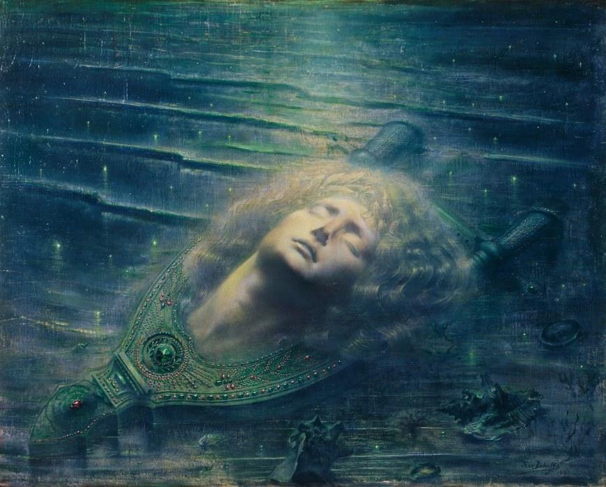 Mystical Symbolism: The Salon de la Rose+Croix in Paris, 1892–1897 image