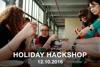 Holiday Hackshop image