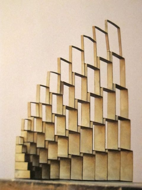Enzo Mari, Studies in Perception image
