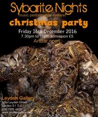 Sybarite Nights 16th December  image