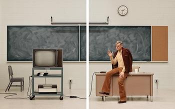 Rodney Graham Media Studies image