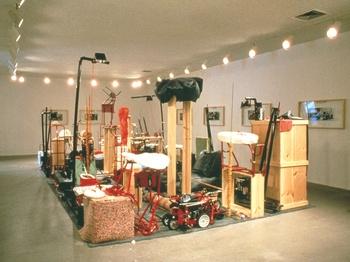 Jason Rhoades Installations, 1994 – 2006 image