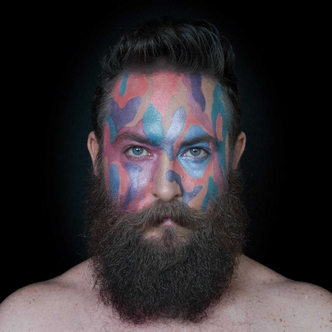 Liam Benson Ned Kelly Blue Gum coral 2015 c-type print edition 5 image
