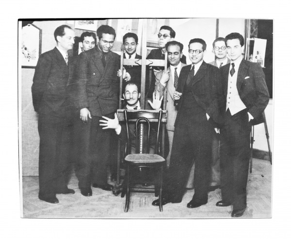 Surrealism In Egypt: Art And Liberty 1938 – 1948 image