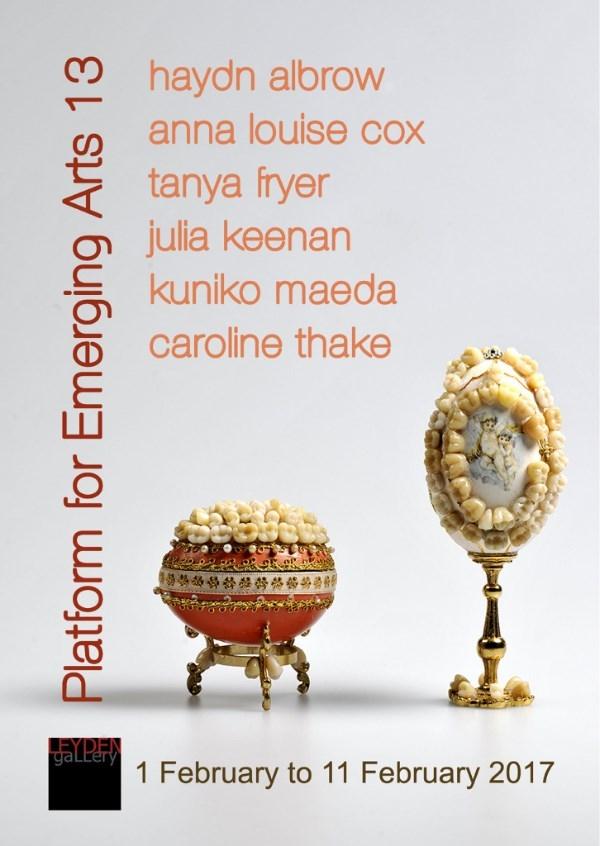 Platform for Emerging Arts #13 image