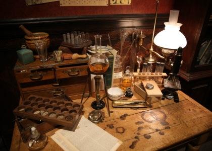 The International Exhibition of Sherlock Holmes image