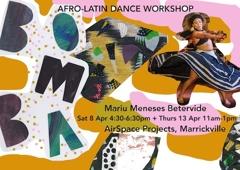 Afro-Latin Dance Workshops image