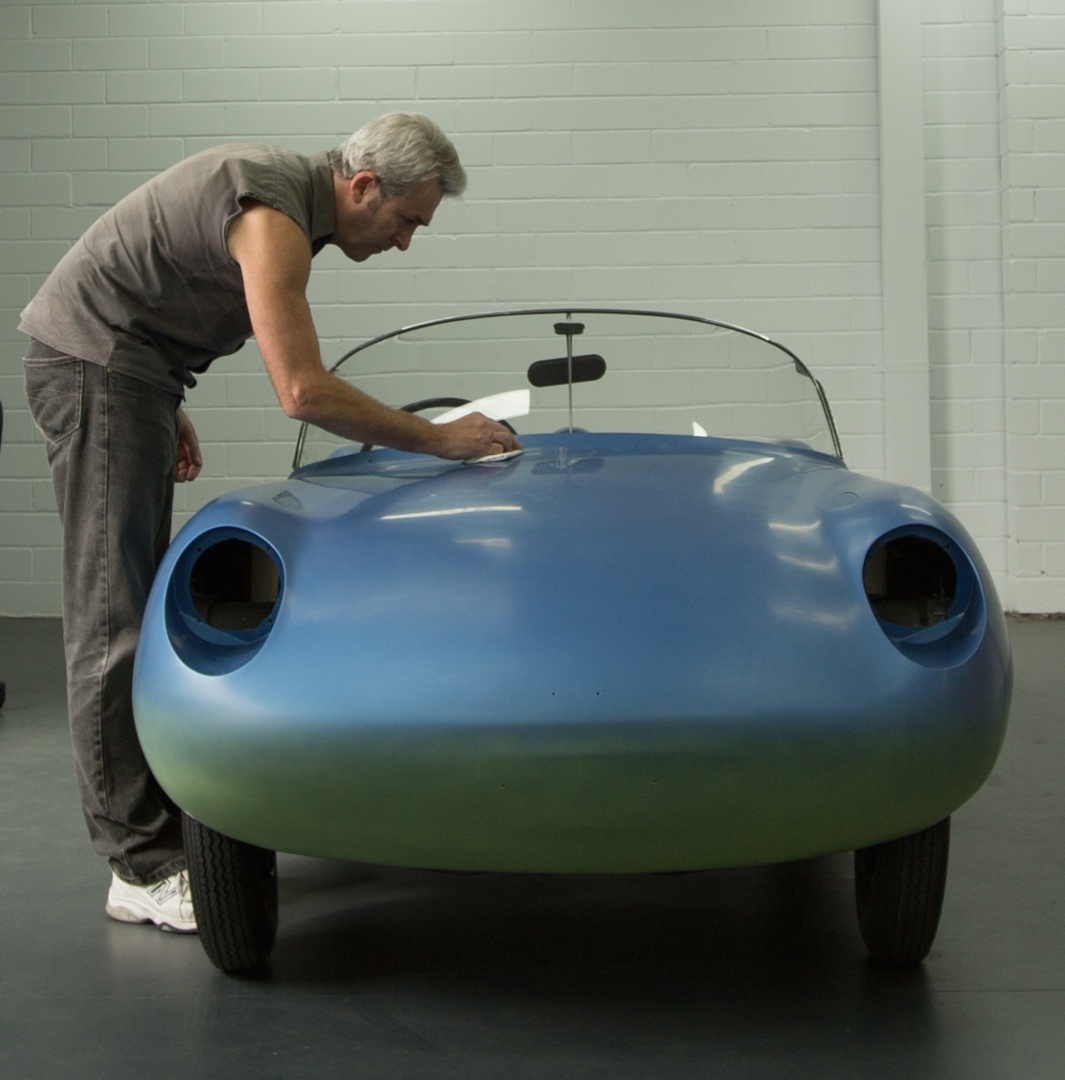 Robert Clinch : The Goggomobil D'Art Project image