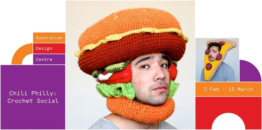Chili Philly: Crochet Social image