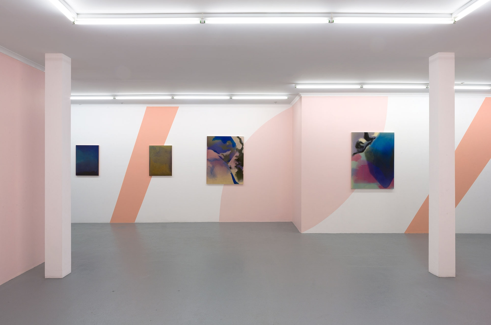Rochelle Haley, Bare Loggia, installation view image