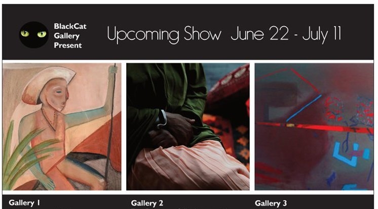 Exhibition June 22-July 11 image