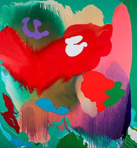 Charlie Sheard, 'Pure Abstraction [LJW - LBF]' 2012-2015  image