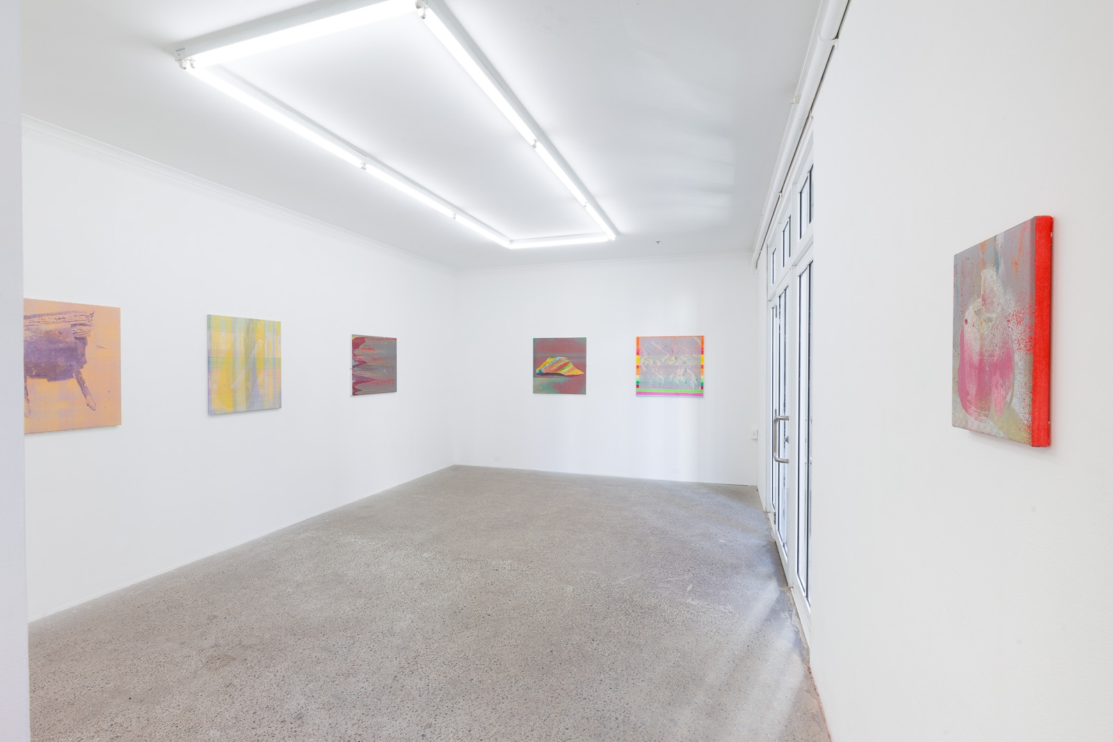 James Lieutenant, Supergods, installation view. Photo: Docqment image