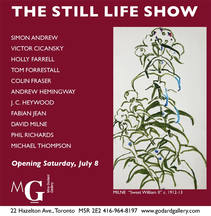 THE STILL LIFE SHOW image