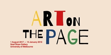 An Instrument  of Collaboration, Art on the Page image