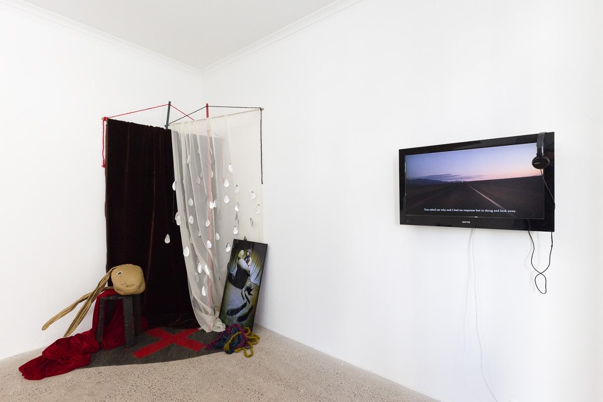 Transmute, installation view image