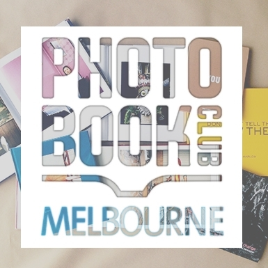 Photobook Club Melbourne meetup image