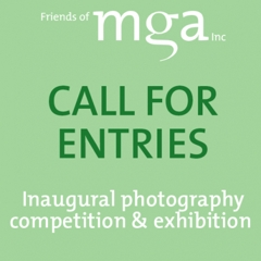 Friends of MGA photography competition and exhibition image