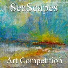 """7th Annual """"SeaScapes"""" Online Art Competition image"""