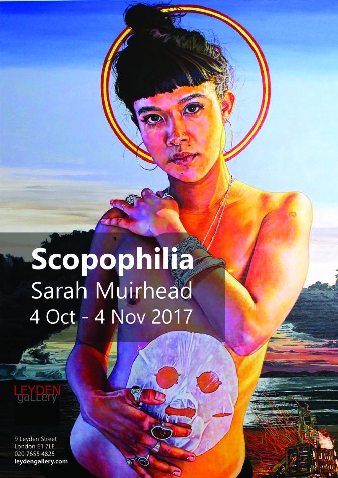 Sarah Muirhead SCOPOPHILIA | Private View  image