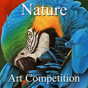 "Call for Art - 7th Annual ""Nature"" Online Art Competition image"