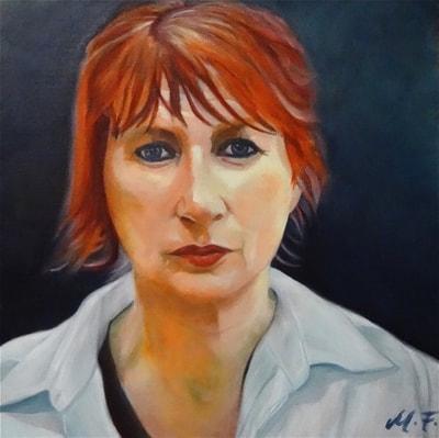 Monika Feuerstein solo Exhibition